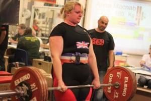 Anna Macnab - 180kg deadlift