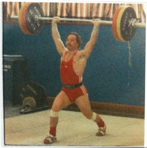 Greater London Championships, 1987
