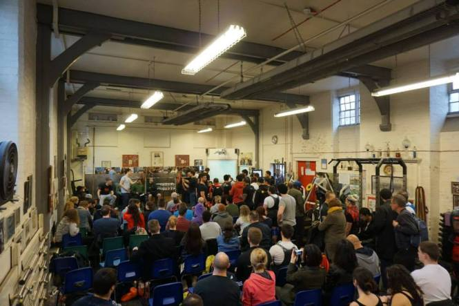 BGWLC packed with spectators