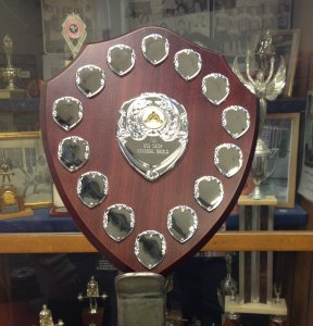 The Bob Crisp Memorial Shield